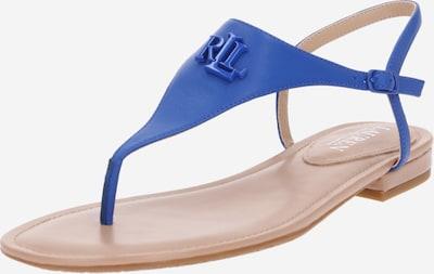 Lauren Ralph Lauren Sandale 'ELLINGTON' in royalblau, Produktansicht