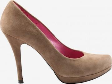 Buffalo London High Heels & Pumps in 38 in Brown