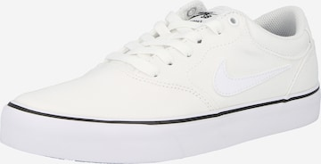 NIKE Platform trainers 'Chron 2 Canvas' in White