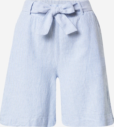 Freequent Hose 'LAVARA' in hellblau / weiß, Produktansicht