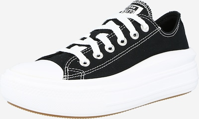 CONVERSE Sneakers low 'Chuck Taylor All Star Move' in Black / White, Item view