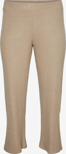 Vero Moda Curve Pants 'Puffy' in Light brown, Item view