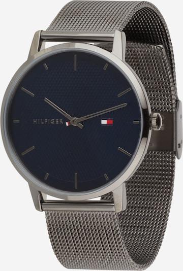 TOMMY HILFIGER Uhr in dunkelgrau, Produktansicht