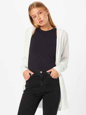 Calvin Klein Knit Cardigan in White