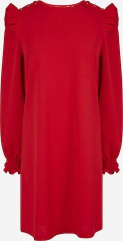 NAF NAF Dress 'Zoe' in Red