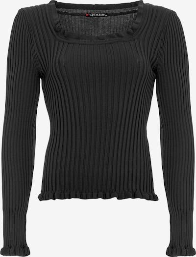 CIPO & BAXX Sweater in Black, Item view