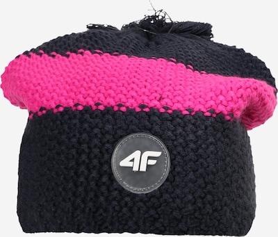 4F Czapka sportowa w kolorze granatowy / różowym, Podgląd produktu