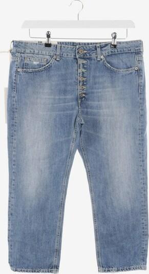 Dondup Capri Jeans in 31 in blau, Produktansicht
