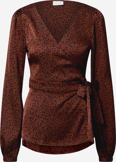 VILA Blouse in de kleur Bruin, Productweergave
