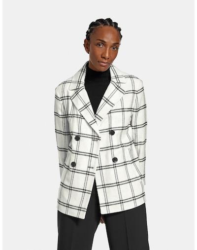 GERRY WEBER Blazer in Black / White, View model