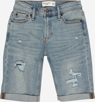 Abercrombie & Fitch Shorts in blue denim, Produktansicht