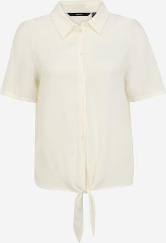Vero Moda Tall Pusero värissä valkoinen