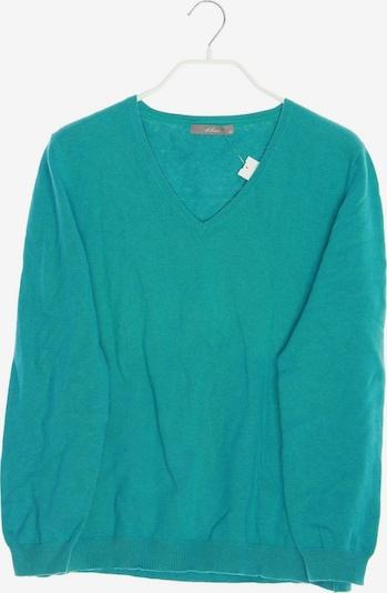 Dibari Sweater & Cardigan in XXXL in Turquoise, Item view