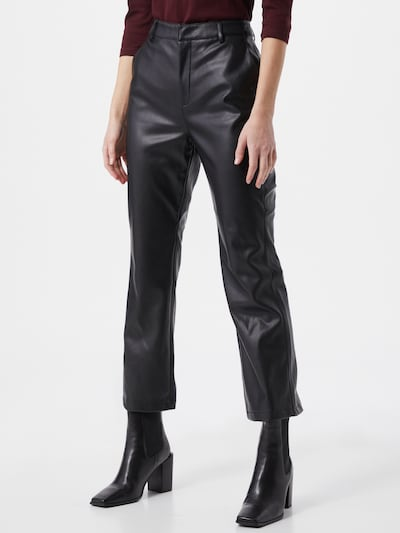 Gina Tricot Trousers 'Lisa' in Black, View model