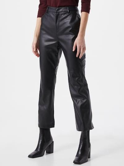Gina Tricot Spodnie 'Lisa' w kolorze czarnym, Podgląd na modelu(-ce)