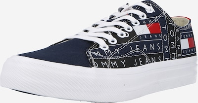 Sneaker low Tommy Jeans pe albastru / roșu / alb, Vizualizare produs