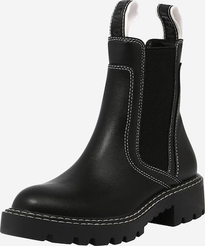 """""""Chelsea"""" batai 'SEVEN' iš BUFFALO, spalva – juoda, Prekių apžvalga"""