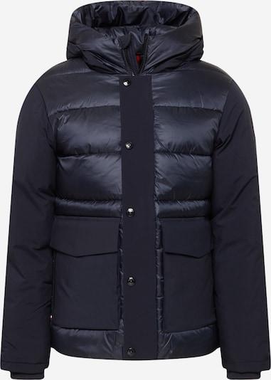 TOMMY HILFIGER Jacke in nachtblau, Produktansicht