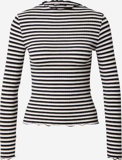 Marškinėliai 'EMMA' iš Only Petite, spalva – juoda / balkšva, Prekių apžvalga