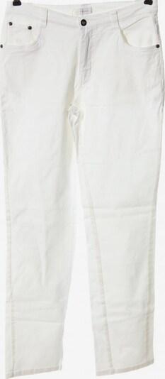 friendtex Straight-Leg Jeans in 29 in weiß, Produktansicht