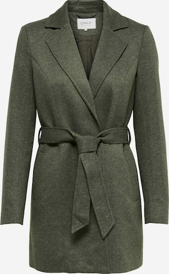 ONLY Mantel 'KAREN' in grünmeliert, Produktansicht