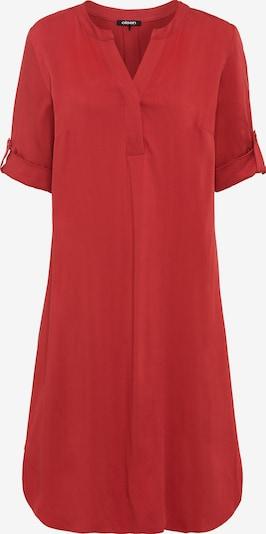 Olsen Kleid in rot / dunkelrot, Produktansicht