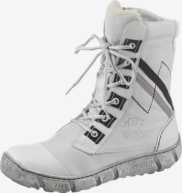KACPER Boots in White