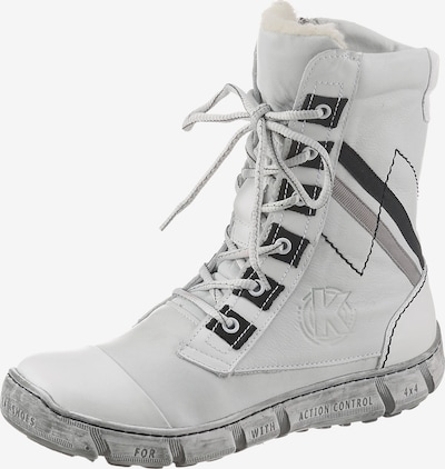 KACPER Boots in White, Item view
