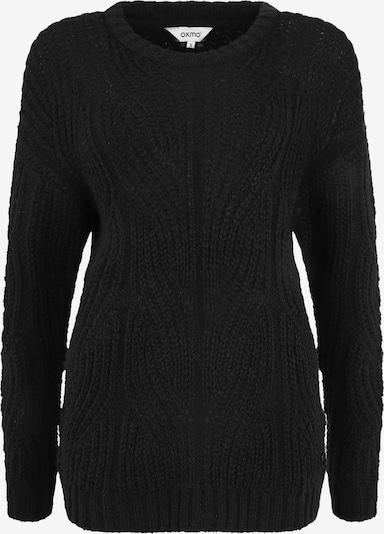 Oxmo Trui 'Chiara' in de kleur Zwart, Productweergave