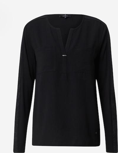 monari Blusenshirt in schwarz, Produktansicht