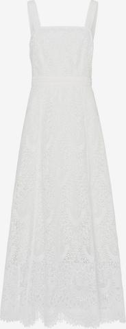 IVY & OAK Kleit 'Girasole', värv valge