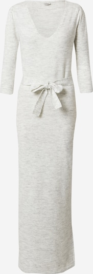 Pimkie Robe 'D-OCEINTURE' en gris clair, Vue avec produit