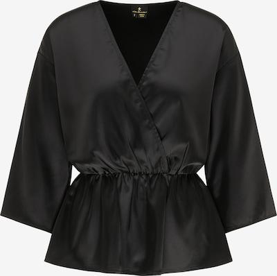 DreiMaster Klassik Tuniek in de kleur Zwart, Productweergave