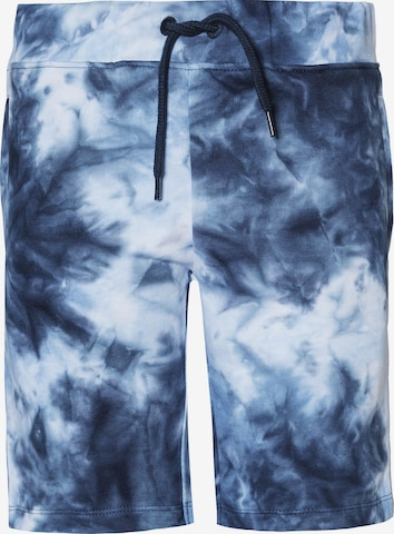 myToys-COLLECTION Shorts in Blau