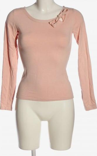 Turnover Strickshirt in XS in pink, Produktansicht