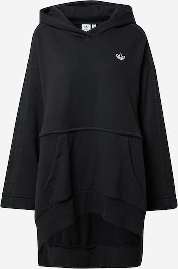 ADIDAS ORIGINALS Sweatshirt in de kleur Zwart / Wit, Productweergave