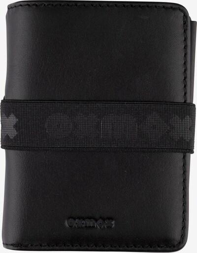 OXMOX Portemonnee in de kleur Zwart, Productweergave