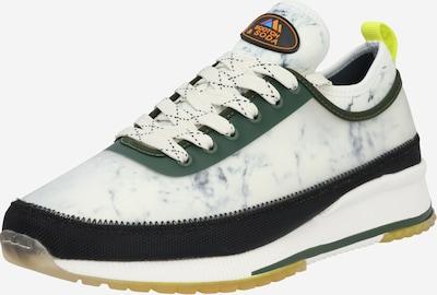 SCOTCH & SODA Sneaker 'Vivex' in grün / schwarz / weiß, Produktansicht