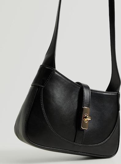 MANGO Crossbody Bag 'Greta' in Black, Item view