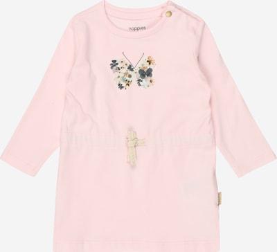 Noppies Vestido 'Metchosin' en beige / azul paloma / naranja / rosa pastel, Vista del producto