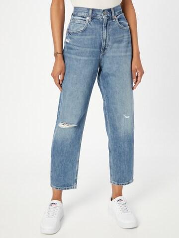 GAP Jeans 'BARREL' i blå