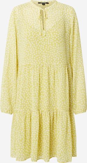 COMMA Blusekjole i gul / hvid, Produktvisning