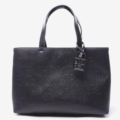 ARMANI EXCHANGE Handtasche in M in schwarz, Produktansicht