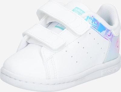 ADIDAS ORIGINALS Sneakers 'STAN SMITH' in de kleur Turquoise / Wit, Productweergave