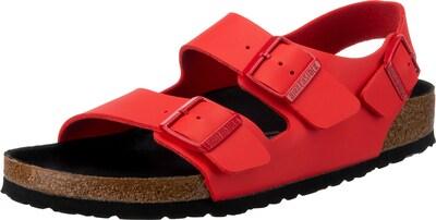 BIRKENSTOCK Milano Bs  Komfort-Sandalen normal in rot, Produktansicht
