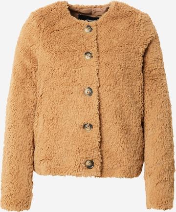 VERO MODAPrijelazna jakna 'Amanda' - smeđa boja