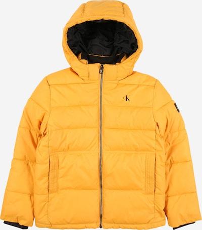 Calvin Klein Jeans Prehodna jakna 'Essential' | rumena barva, Prikaz izdelka