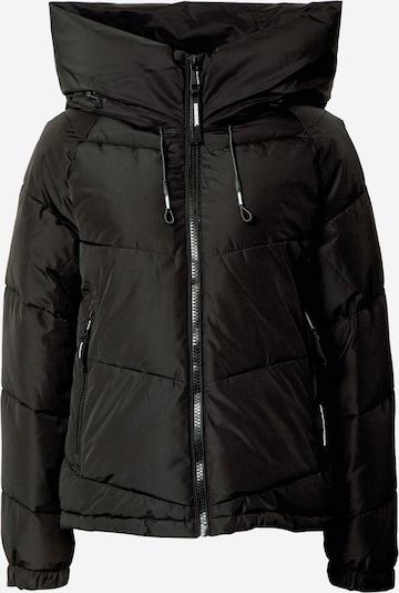 khujo Veste d'hiver 'ESILA' en noir, Vue avec produit