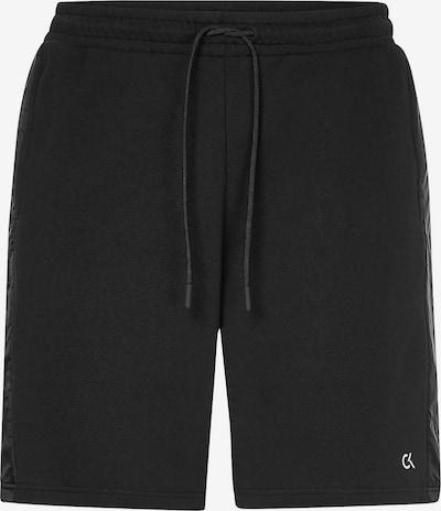 Calvin Klein Performance Spodnie sportowe w kolorze jasnoniebieski / czarny / białym, Podgląd produktu