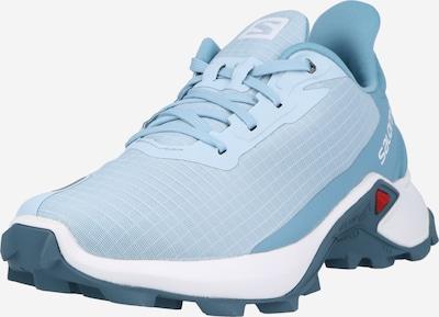 Pantofi 'ALPHACROSS' SALOMON pe albastru deschis / alb, Vizualizare produs